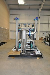 Pure water cooling systems