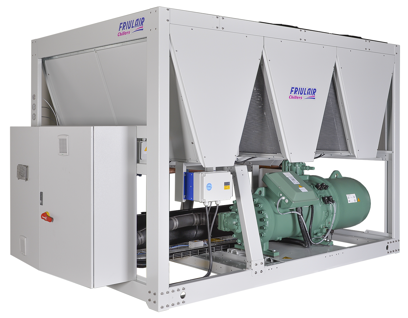 industrial chiller manufacturers